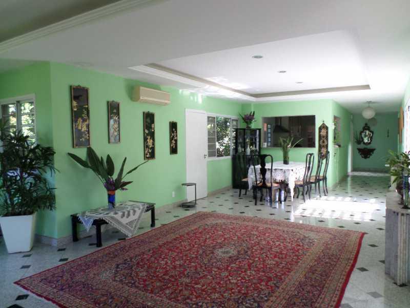 2 - Casa em Condominio Itanhangá,Rio de Janeiro,RJ À Venda,4 Quartos,376m² - FRCN40027 - 3