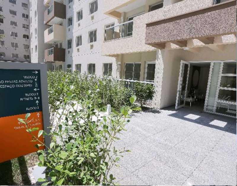 Infraestrutura 3 - Apartamento Recreio dos Bandeirantes,Rio de Janeiro,RJ À Venda,2 Quartos,62m² - FRAP20312 - 5