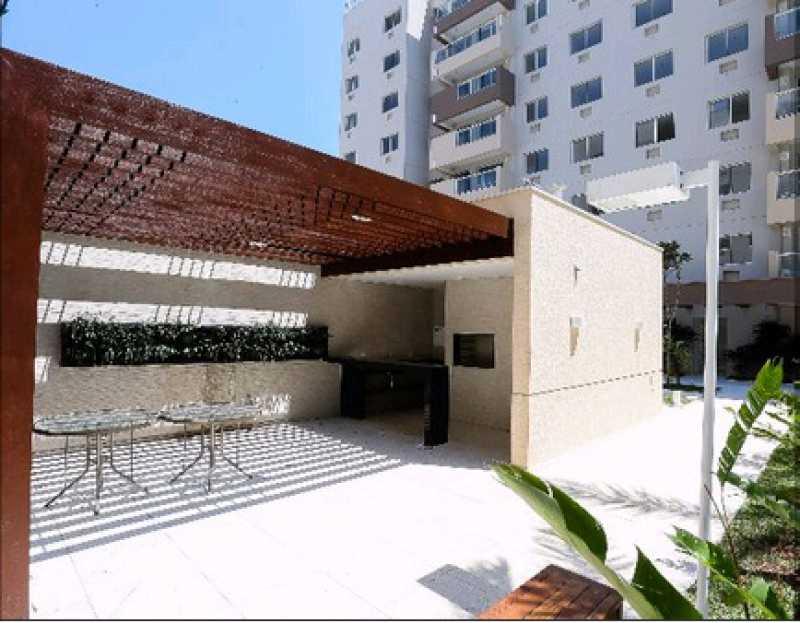 Infraestrutura 4 - Apartamento Recreio dos Bandeirantes,Rio de Janeiro,RJ À Venda,2 Quartos,62m² - FRAP20312 - 6