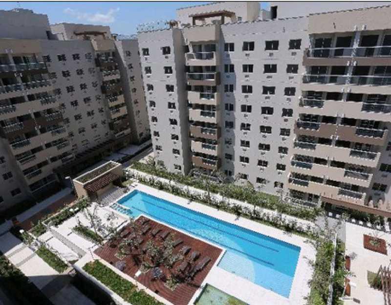 Infraestrutura 6 - Apartamento Recreio dos Bandeirantes,Rio de Janeiro,RJ À Venda,2 Quartos,62m² - FRAP20312 - 1