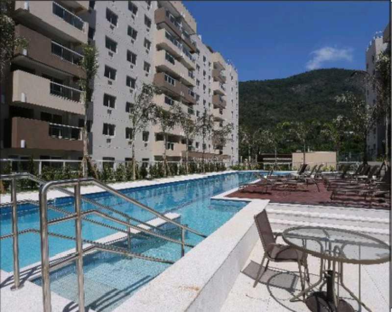 Infraestrutura 7 - Apartamento Recreio dos Bandeirantes,Rio de Janeiro,RJ À Venda,2 Quartos,62m² - FRAP20312 - 8