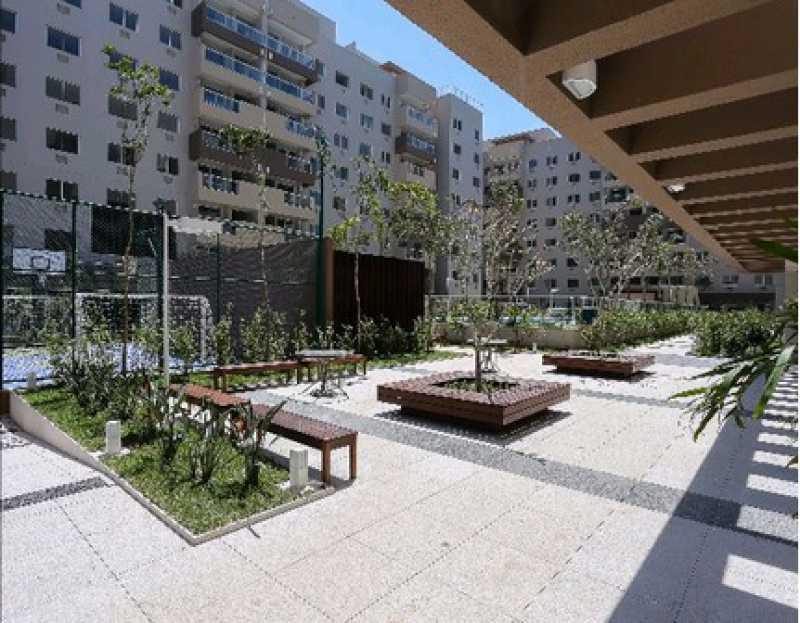 Infraestrutura 1 - Apartamento À Venda - Recreio dos Bandeirantes - Rio de Janeiro - RJ - FRAP30120 - 3