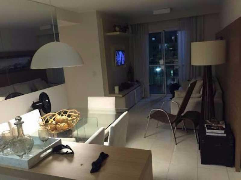 3 - Apartamento Jacarepaguá,Rio de Janeiro,RJ À Venda,4 Quartos,94m² - FRAP40011 - 1