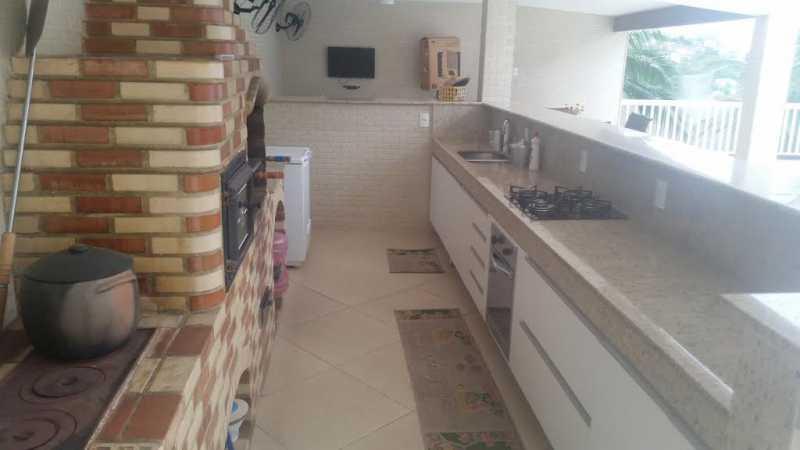 21 - Casa em Condominio Anil,Rio de Janeiro,RJ À Venda,4 Quartos,255m² - FRCN40028 - 22