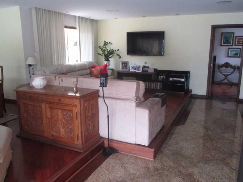 1 - Casa em Condominio Anil,Rio de Janeiro,RJ À Venda,5 Quartos,277m² - FRCN50004 - 1