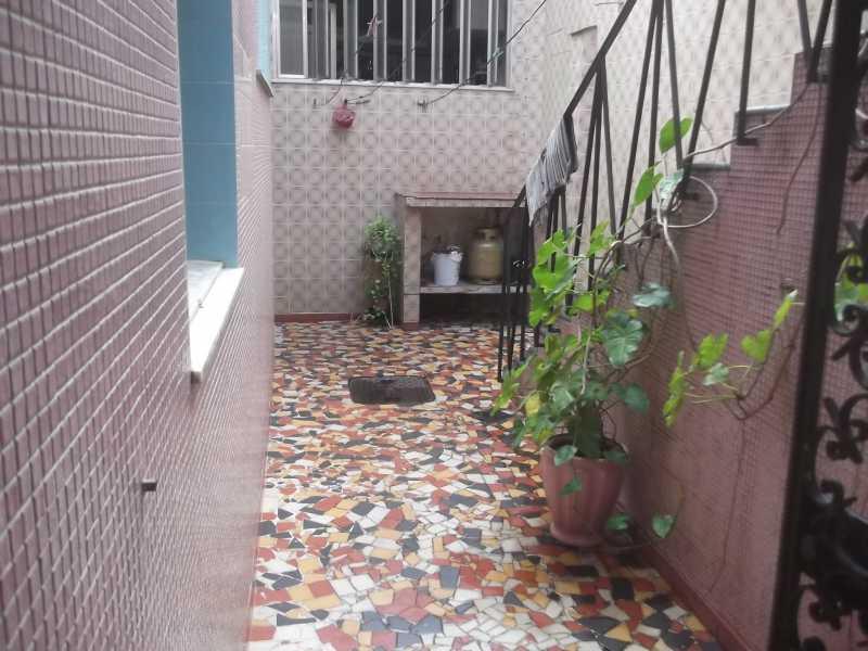 area de serviço2 - Casa em Condominio Cachambi,Rio de Janeiro,RJ À Venda,5 Quartos,177m² - MECN50001 - 24