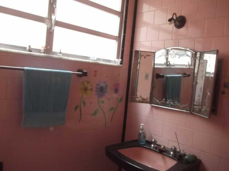 banheiro social1 - Casa em Condomínio 5 quartos à venda Cachambi, Rio de Janeiro - R$ 650.000 - MECN50001 - 18