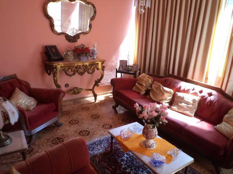 DSC00768 - Casa em Condomínio 5 quartos à venda Cachambi, Rio de Janeiro - R$ 650.000 - MECN50001 - 1