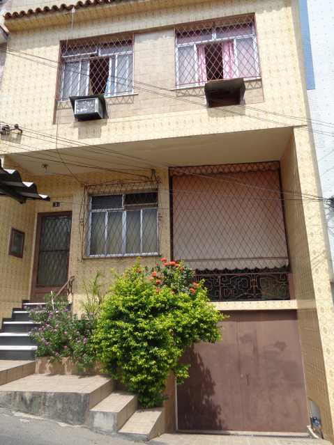 DSC02549 - Casa de Vila Encantado,Rio de Janeiro,RJ À Venda,4 Quartos,136m² - MECV40005 - 1