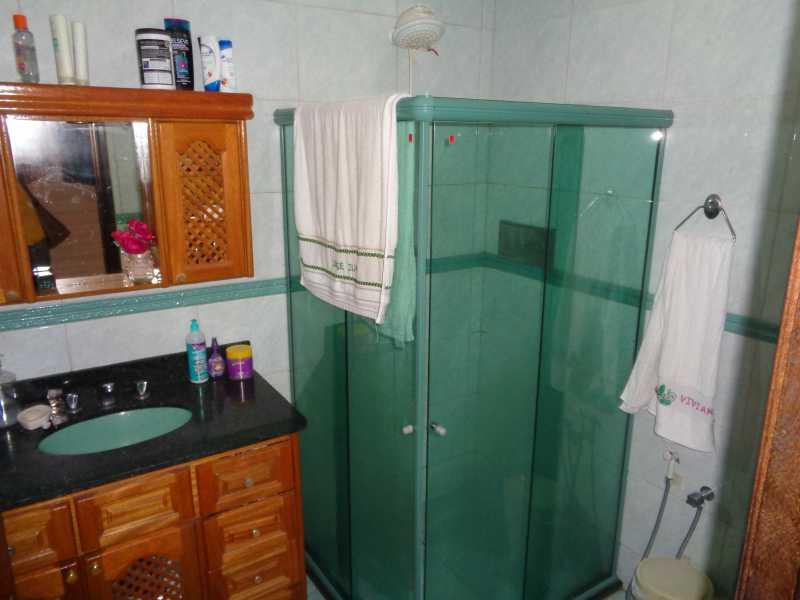 DSC02552 - Casa de Vila Encantado,Rio de Janeiro,RJ À Venda,4 Quartos,136m² - MECV40005 - 8