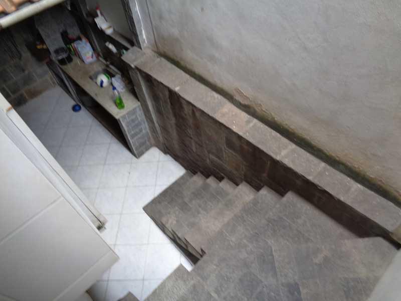 DSC02558 - Casa de Vila 4 quartos à venda Encantado, Rio de Janeiro - R$ 390.000 - MECV40005 - 16