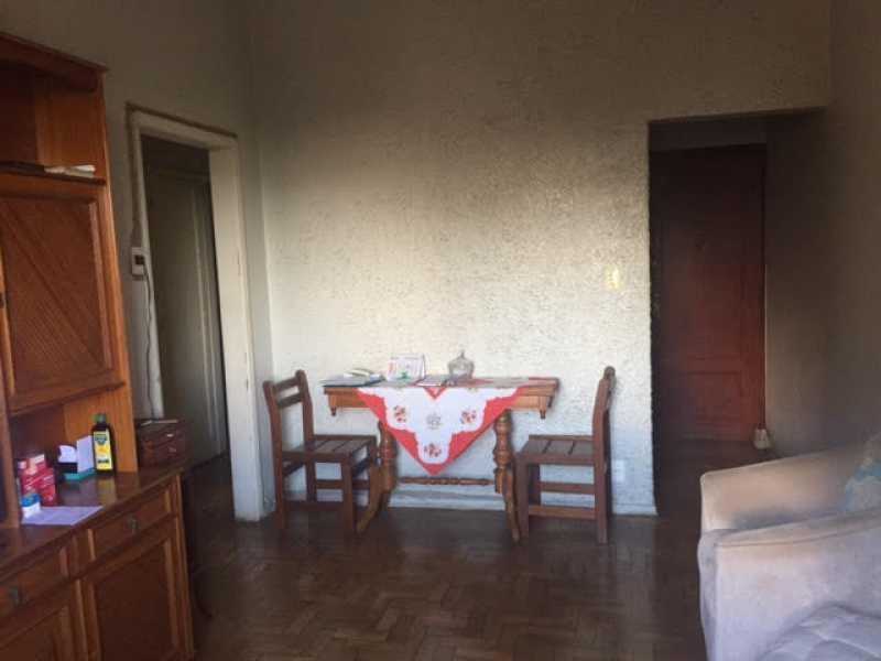 01 - Apartamento 2 quartos à venda Tijuca, Rio de Janeiro - R$ 400.000 - MEAP20235 - 1