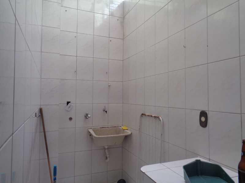 DSC01779 - Casa de Vila Engenho de Dentro, Rio de Janeiro, RJ À Venda, 3 Quartos, 106m² - MECV30006 - 17