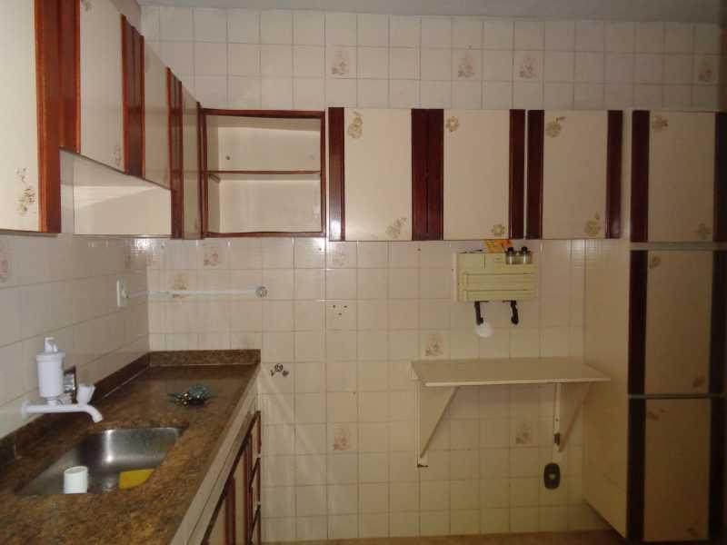 DSC01782 - Casa de Vila Engenho de Dentro, Rio de Janeiro, RJ À Venda, 3 Quartos, 106m² - MECV30006 - 14