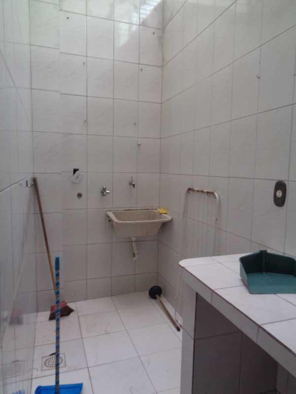 DSC01780 - Casa de Vila Engenho de Dentro, Rio de Janeiro, RJ À Venda, 3 Quartos, 106m² - MECV30006 - 24