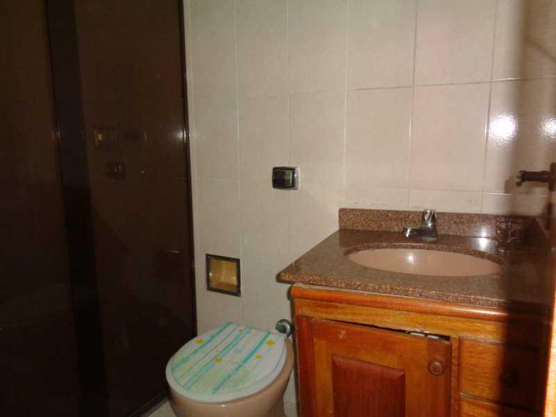 DSC01785 - Casa de Vila Engenho de Dentro, Rio de Janeiro, RJ À Venda, 3 Quartos, 106m² - MECV30006 - 12
