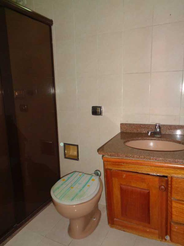 DSC01786 - Casa de Vila Engenho de Dentro, Rio de Janeiro, RJ À Venda, 3 Quartos, 106m² - MECV30006 - 11