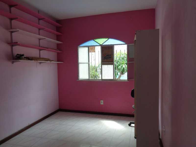 DSC01788 - Casa de Vila Engenho de Dentro, Rio de Janeiro, RJ À Venda, 3 Quartos, 106m² - MECV30006 - 6