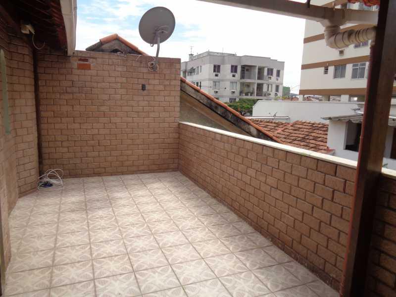DSC01798 - Casa de Vila Engenho de Dentro, Rio de Janeiro, RJ À Venda, 3 Quartos, 106m² - MECV30006 - 27