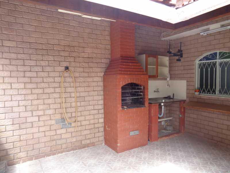 DSC01800 - Casa de Vila Engenho de Dentro, Rio de Janeiro, RJ À Venda, 3 Quartos, 106m² - MECV30006 - 25