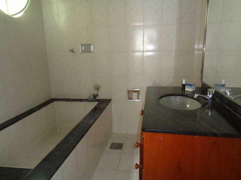 DSC01793 - Casa de Vila Engenho de Dentro, Rio de Janeiro, RJ À Venda, 3 Quartos, 106m² - MECV30006 - 10