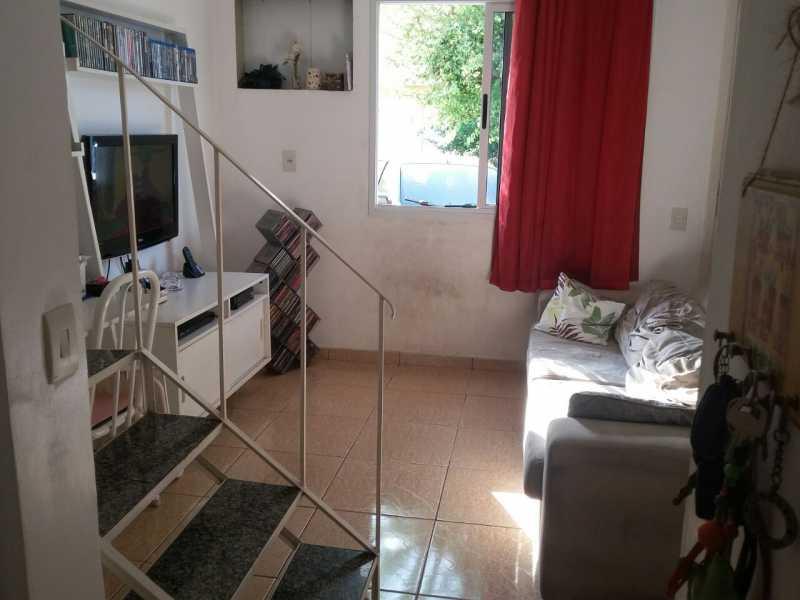 1 - Casa em Condomínio 2 quartos à venda Praça Seca, Rio de Janeiro - R$ 190.000 - FRCN20026 - 3