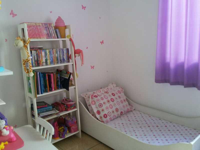 4 - Casa em Condomínio 2 quartos à venda Praça Seca, Rio de Janeiro - R$ 190.000 - FRCN20026 - 6