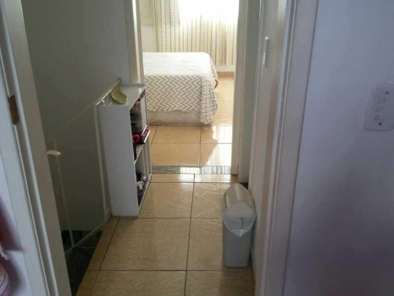 7 - Casa em Condomínio 2 quartos à venda Praça Seca, Rio de Janeiro - R$ 190.000 - FRCN20026 - 9
