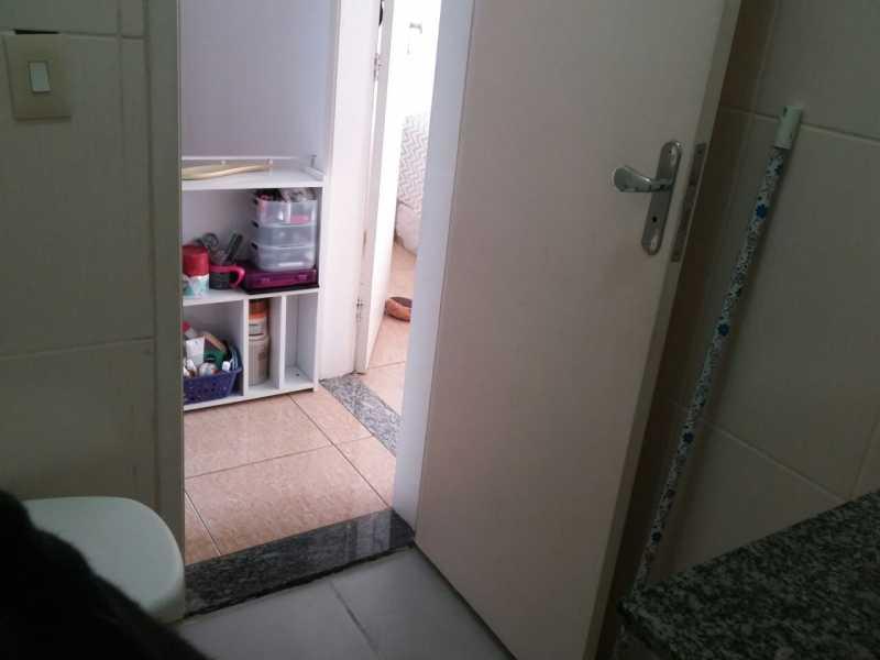 8 - Casa em Condomínio 2 quartos à venda Praça Seca, Rio de Janeiro - R$ 190.000 - FRCN20026 - 10
