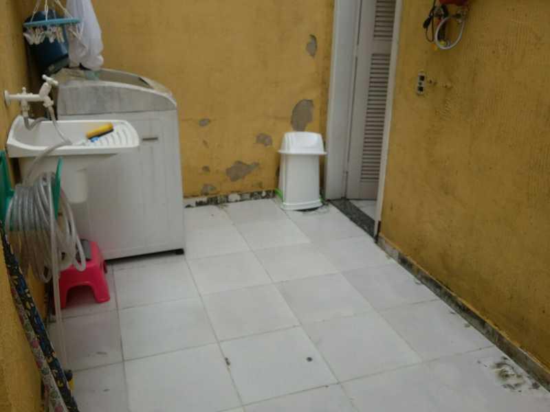 16 - Casa em Condomínio 2 quartos à venda Praça Seca, Rio de Janeiro - R$ 190.000 - FRCN20026 - 18