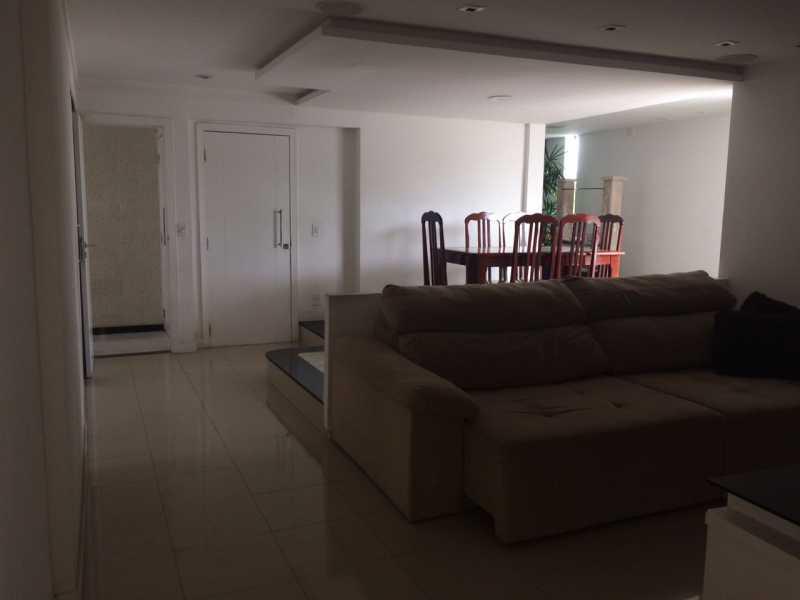 1 - Cobertura 3 quartos à venda Recreio dos Bandeirantes, Rio de Janeiro - R$ 790.000 - FRCO30060 - 1