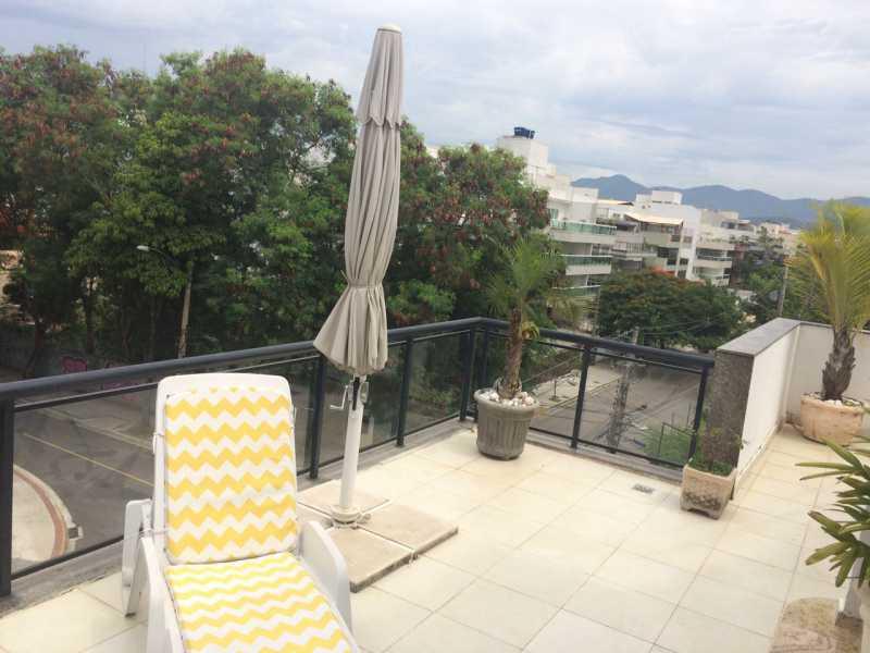 22 - Cobertura 3 quartos à venda Recreio dos Bandeirantes, Rio de Janeiro - R$ 790.000 - FRCO30060 - 23
