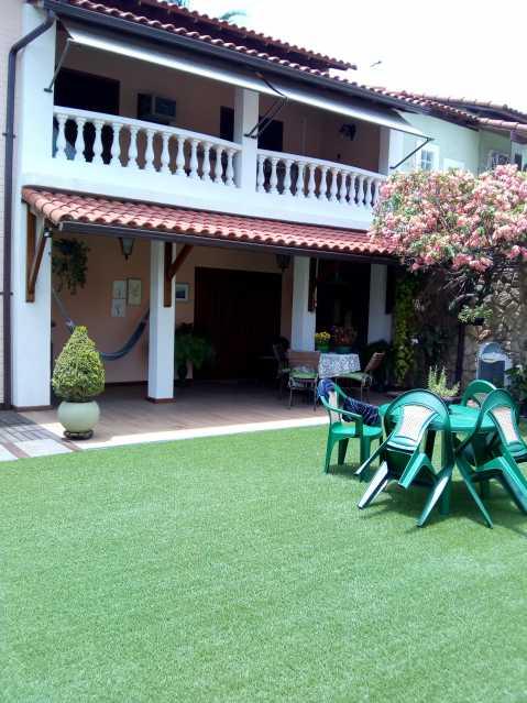 01 - Casa em Condominio Anil,Rio de Janeiro,RJ À Venda,4 Quartos,299m² - FRCN40034 - 1