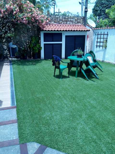 04 - Casa em Condominio Anil,Rio de Janeiro,RJ À Venda,4 Quartos,299m² - FRCN40034 - 5