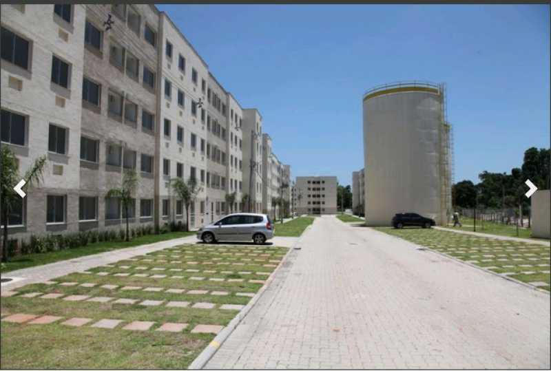 1 - Apartamento à venda Estrada dos Bandeirantes,Vargem Pequena, Rio de Janeiro - R$ 263.000 - FRAP20489 - 1