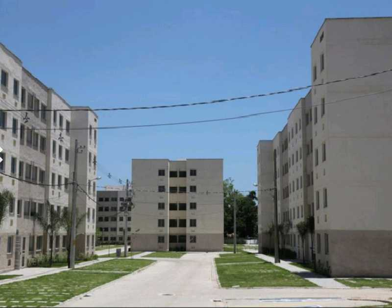 3 - Apartamento à venda Estrada dos Bandeirantes,Vargem Pequena, Rio de Janeiro - R$ 263.000 - FRAP20489 - 4