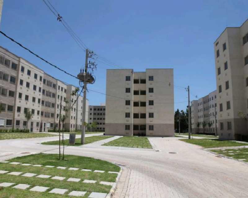 4 - Apartamento à venda Estrada dos Bandeirantes,Vargem Pequena, Rio de Janeiro - R$ 263.000 - FRAP20489 - 5