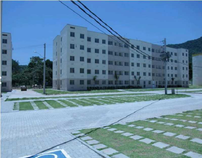 5 - Apartamento à venda Estrada dos Bandeirantes,Vargem Pequena, Rio de Janeiro - R$ 263.000 - FRAP20489 - 6
