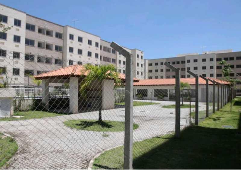 6 - Apartamento à venda Estrada dos Bandeirantes,Vargem Pequena, Rio de Janeiro - R$ 263.000 - FRAP20489 - 7