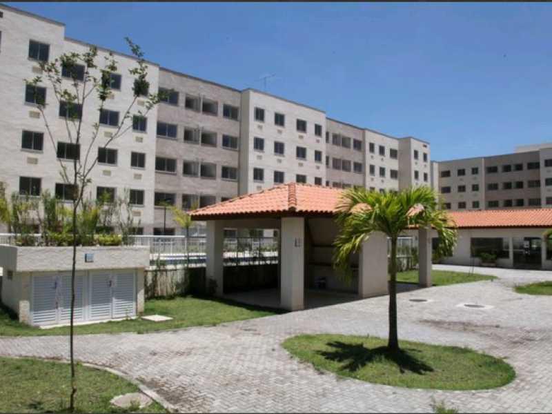 7 - Apartamento à venda Estrada dos Bandeirantes,Vargem Pequena, Rio de Janeiro - R$ 263.000 - FRAP20489 - 8
