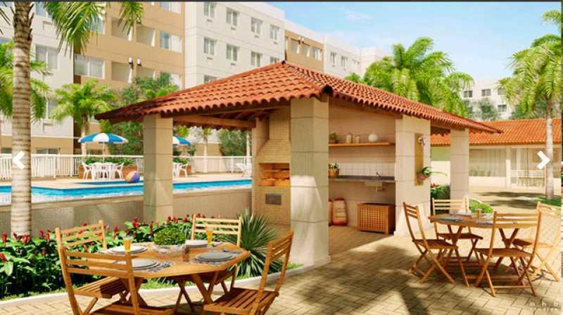 9 - Apartamento à venda Estrada dos Bandeirantes,Vargem Pequena, Rio de Janeiro - R$ 263.000 - FRAP20489 - 10