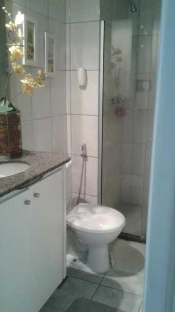 banheiro - Apartamento 2 quartos à venda Praça Seca, Rio de Janeiro - R$ 220.000 - FRAP20520 - 12