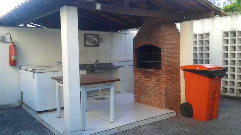 churrsqueira - Apartamento 2 quartos à venda Praça Seca, Rio de Janeiro - R$ 220.000 - FRAP20520 - 15