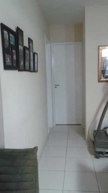 circulação - Apartamento 2 quartos à venda Praça Seca, Rio de Janeiro - R$ 220.000 - FRAP20520 - 7