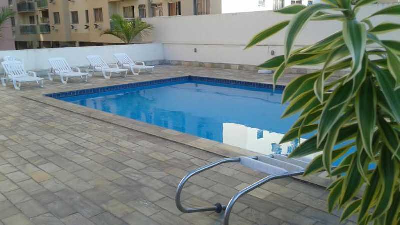pisicina - Apartamento 2 quartos à venda Praça Seca, Rio de Janeiro - R$ 220.000 - FRAP20520 - 16