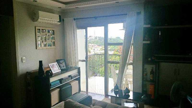 1 - Apartamento Para Alugar - Pechincha - Rio de Janeiro - RJ - FRAP20538 - 1