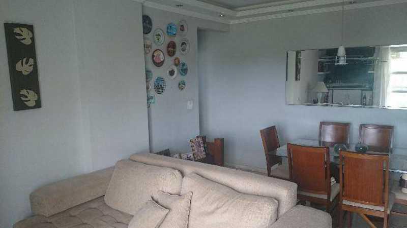2 - Apartamento Para Alugar - Pechincha - Rio de Janeiro - RJ - FRAP20538 - 3