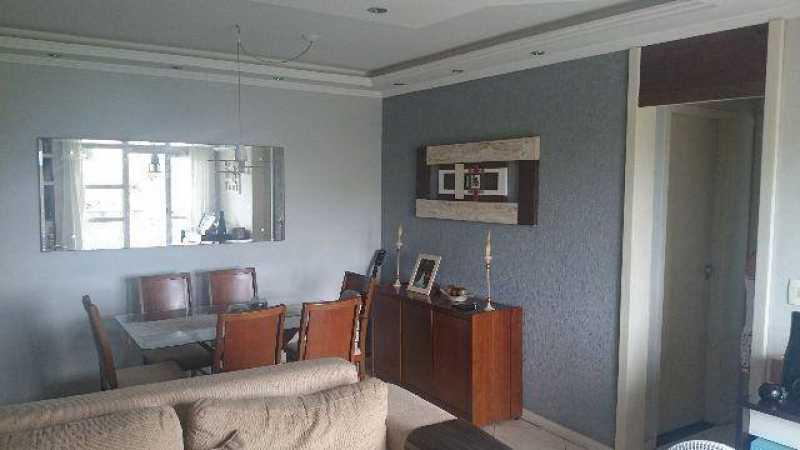 3 - Apartamento Para Alugar - Pechincha - Rio de Janeiro - RJ - FRAP20538 - 4