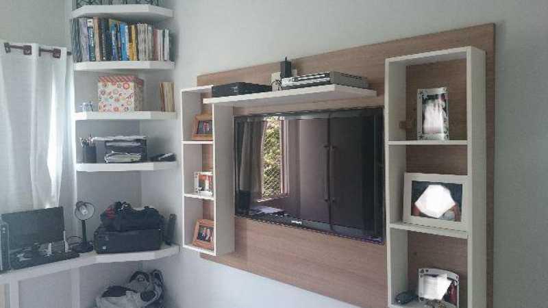 8 - Apartamento Para Alugar - Pechincha - Rio de Janeiro - RJ - FRAP20538 - 9