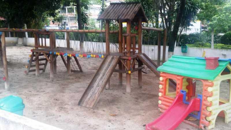 25 Parquinho - Casa em Condomínio 4 quartos à venda Taquara, Rio de Janeiro - R$ 795.000 - FRCN40036 - 27